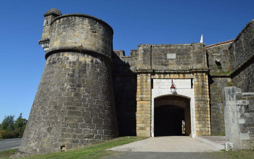 Navarrenx, una de las ciudades más antiguas de Francia