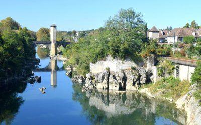 Orthez, la villa medieval más antigua de Francia