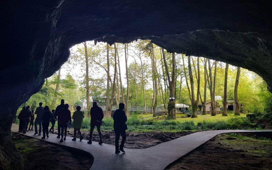 cueva de Sare
