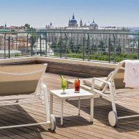 Hotel Barceló Torre de Madrid, el hotel con las mejores vista de Madrid y además sostenible