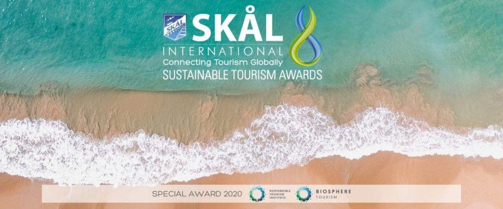 Premios Turismo Sostenible de Skål International