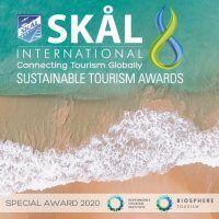 Mi ruta responsable, participante de los Premios Turismo Sostenible de Skål International 2020