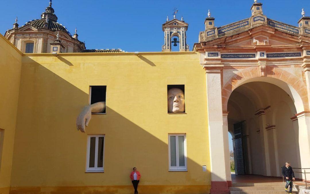 El Monasterio de la Cartuja de Sevilla, uno de los lugares con más historia de la ciudad