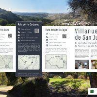 Plan de comunicación Villanueva de San Juan, Sierra sur de Sevilla