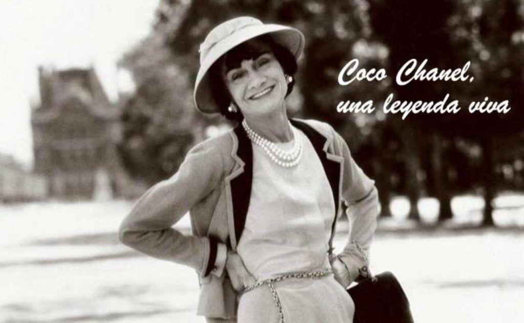 Coco chanel portada