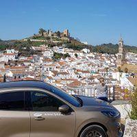 Escapada a Sevilla en coche eléctrico