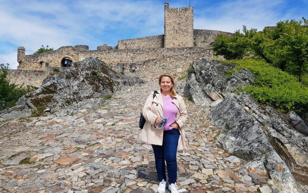 Marvao, aldea medieval en la Sierra de Sao Mamede