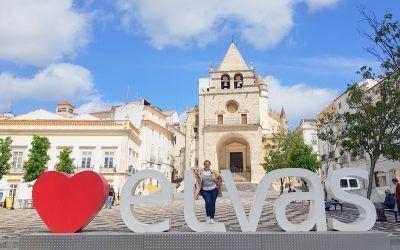 Elvás, una de las ciudades del Alentejo con más patrimonio